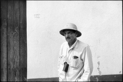 Luis Bunuel, Mexico, 1958